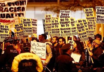 Protests Erupt Across The Country