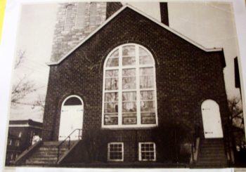 Shrewsbury Avenue AME Zion Church (1827) Shrewsbury NJ