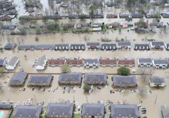 Why the Louisiana Flood Happened