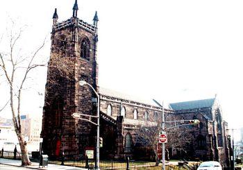 St. James A.M.E. Church (1842) Newark, NJ