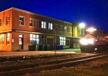 Farnham, Quebec Railway Station