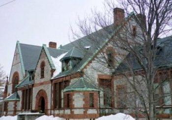 Willard Memorial Chapel-Welch Memorial Hall