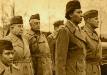 Major C. A. Early & Lt. General John C. H. Lee