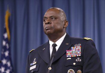 Biden picks Retired General Lloyd Austin to run Pentagon by LARA SELIGMAN, TYLER PAGER, CONNOR O'BRIEN and NATASHA BERTRAND