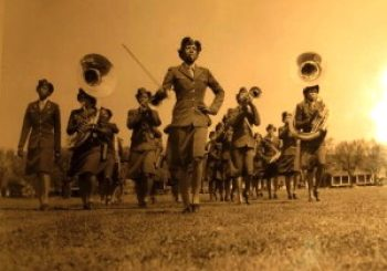 Groups of WAC's Marching Band