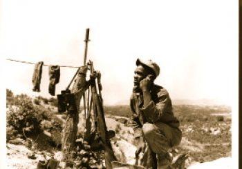 African-American Korean War Soldier