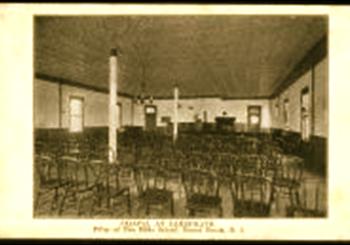 Chapel, Zarephath, NJ (c. 1912)