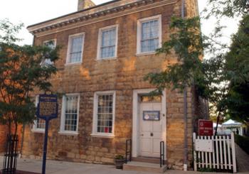 History of the House and David Bradford, Washington, PA.