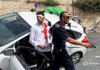 Jerusalem violence leads to rockets, air strikes by Nidal Al-mughrabiJeffrey Heller