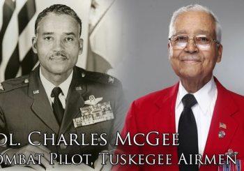 Col. Charles McGee, Tuskegee Airman