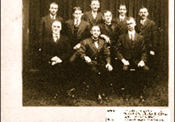 Frankline Park (Six Mile Run) Reformed Church (1914)