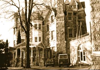 Important Homes in Philadelphia, PA.