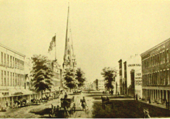 History of Essex County, NJ