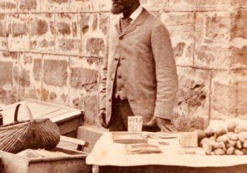 Jimmy Johnson the Princeton and Slavery Project