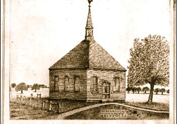 Six Mile Run Reformed Church, Franklin Park, NJ (1766-1817)