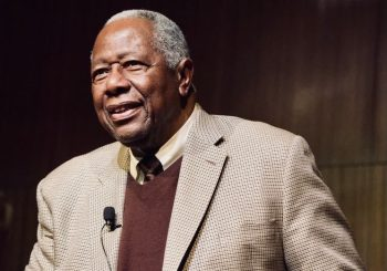 Passing of Braves Legend Hank Aaron dies at age 86, daughter says by WSB-TV
