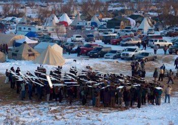 Dakota Pipeline Project Halted, Route to be Changed