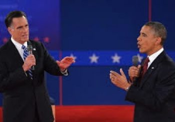 Presidential Debate 2012: Romney vs. Obama