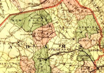 History of Adams County