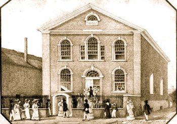 St. Thomas Church Philadelphia, PA.
