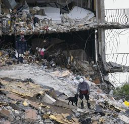 Miami Condo Collapse: 40 Years Old by Haley Victory Smith