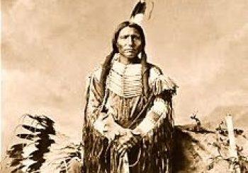 Crazy Horse Fights Last Battle
