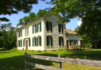 Early Delaware County History