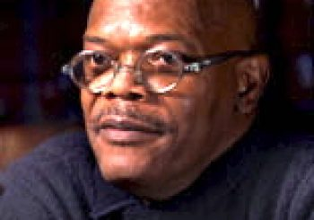 Samuel L. Jackson, Condoleezza Rice and Ruth Simmons