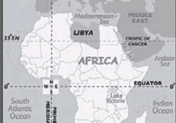 Where in the World is Libya?