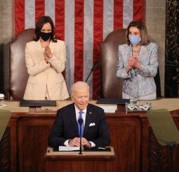 WATCH LIVE: US President Joe Biden addresses Congress by Greace Segers, Kathryn Watson and Caroline Linton