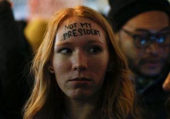 Protest Marches on Washington, D.C.