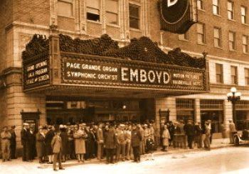 Historic Embassy Theatre