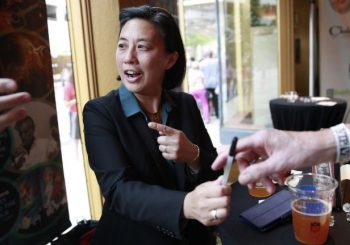 Kim Ng's hiring as Marlins GM Shatters Glass Ceiling in Pro Sports by Barbara Barker