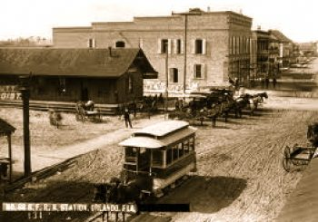 Florida Railroad Station
