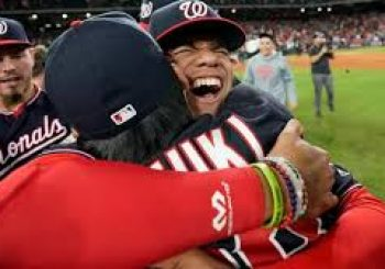 Nationals win first World Series title by Dave Sheinin