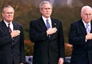 Bush, Cheney, Rumsfeld & CIA Officials Be Tried