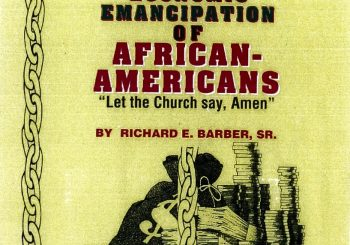 "The Economic Emancipation of African Americans: Let The Church Say ""Amen"""