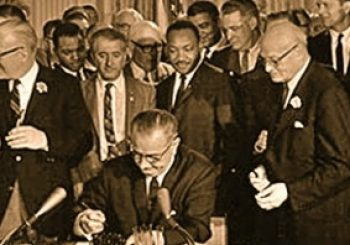 50th Anniversary Voting Rights Act of 1965
