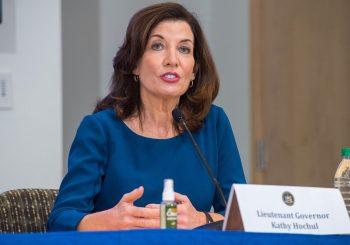 Lt. Gov. Kathy Hochul Makes History by Marcia Kramer
