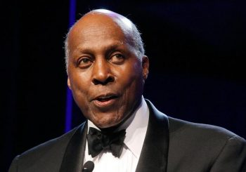 U.S. Civil Rights Activist and Lawyer Vernon Jordan dies at age 85 -report by Recters Staff