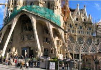#1. Sagrada Família